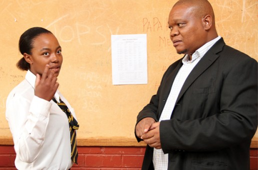 Makgoe invests in maths teachers