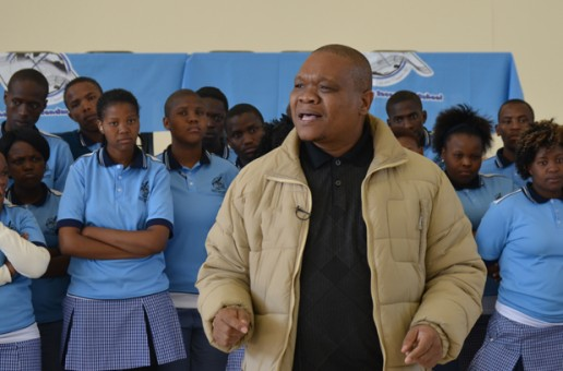 MEC donate R6.9 million school hall