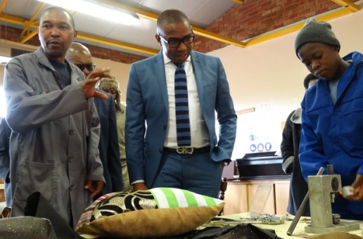 Manana urges bigger role for TVET colleges