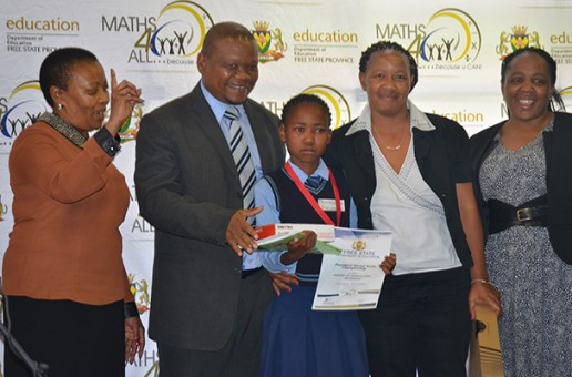 90 learners clash in maths contest