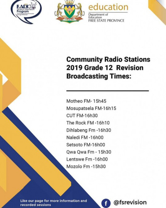 BROADCASTING TIMES